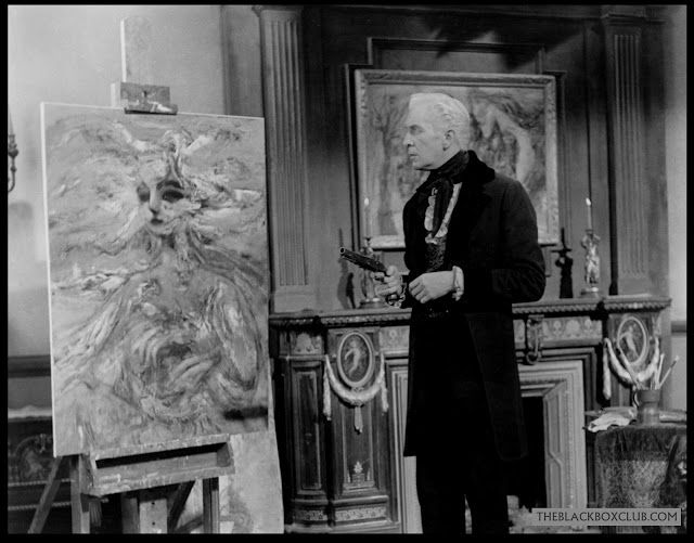 VINCENT PRICE THE FALL OF THE HOUSE OF USHER (1960