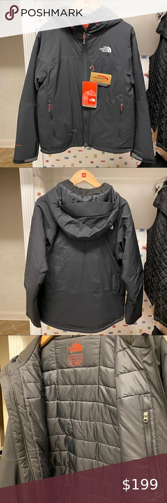 North Face Makalu Insulated Jacket Black North Face Jacket Mens Insulated Jackets Orange North Face Jacket [ 1740 x 580 Pixel ]