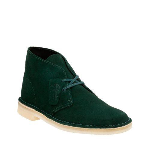 Desert Boot Dark Green Suede originals-mens-desert-boots