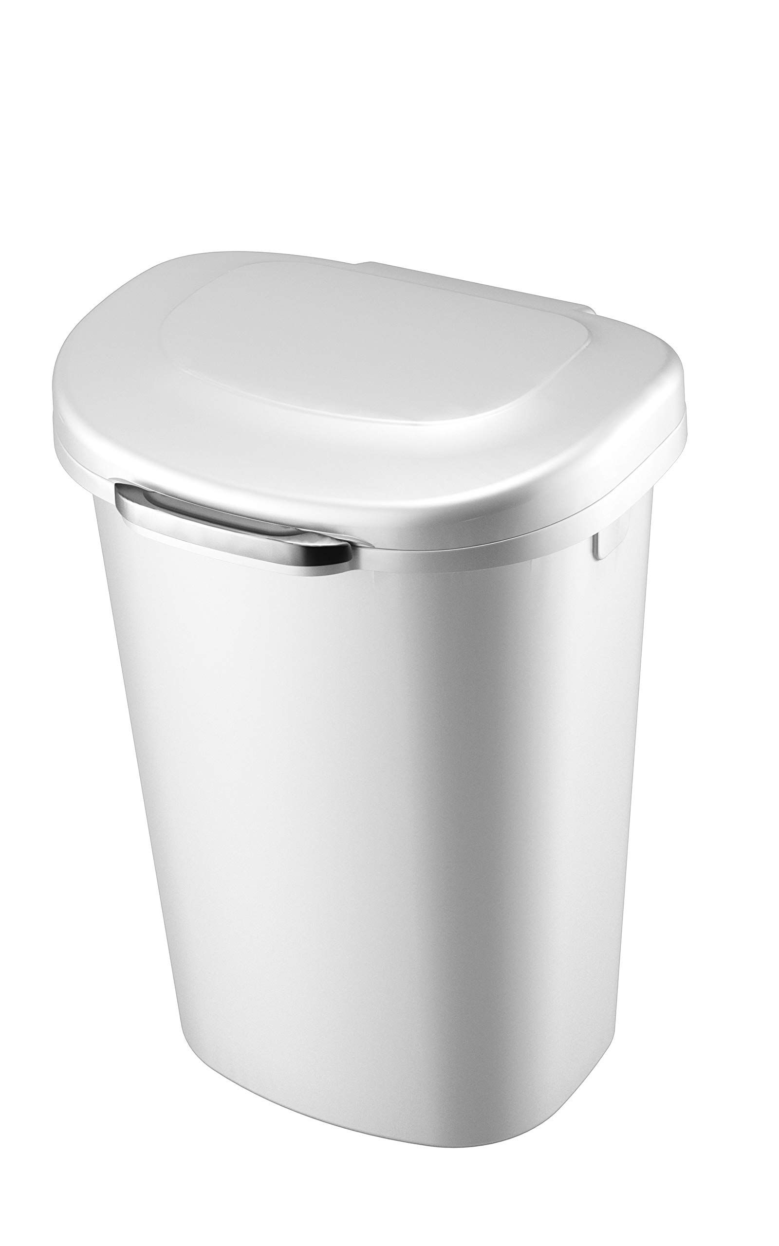 Rubbermaid Touch Top Lid Trash C Trash Can Rubbermaid Waste Basket