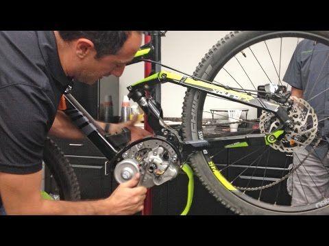 Servicing A Bosch Gen 2 Centerdrive Electric Bike Motor Inside Of A Bosch Mid Drive Youtube Electric Bike Motor Bike Mechanics Electric Bike