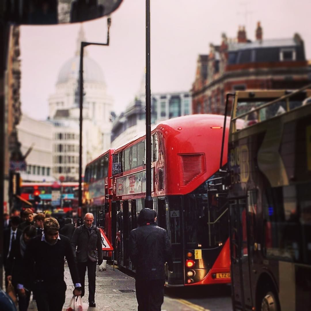 Instagram Photo By Andre Lui May 2 2016 At 12 04pm Utc Fleet Street London Bus Photo