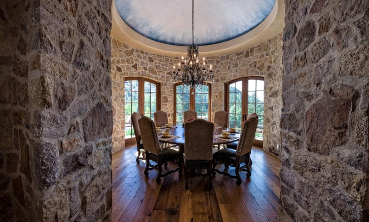 Photo of [Room] Dining Area in a Stucco/Stone house in Avon, Colorado