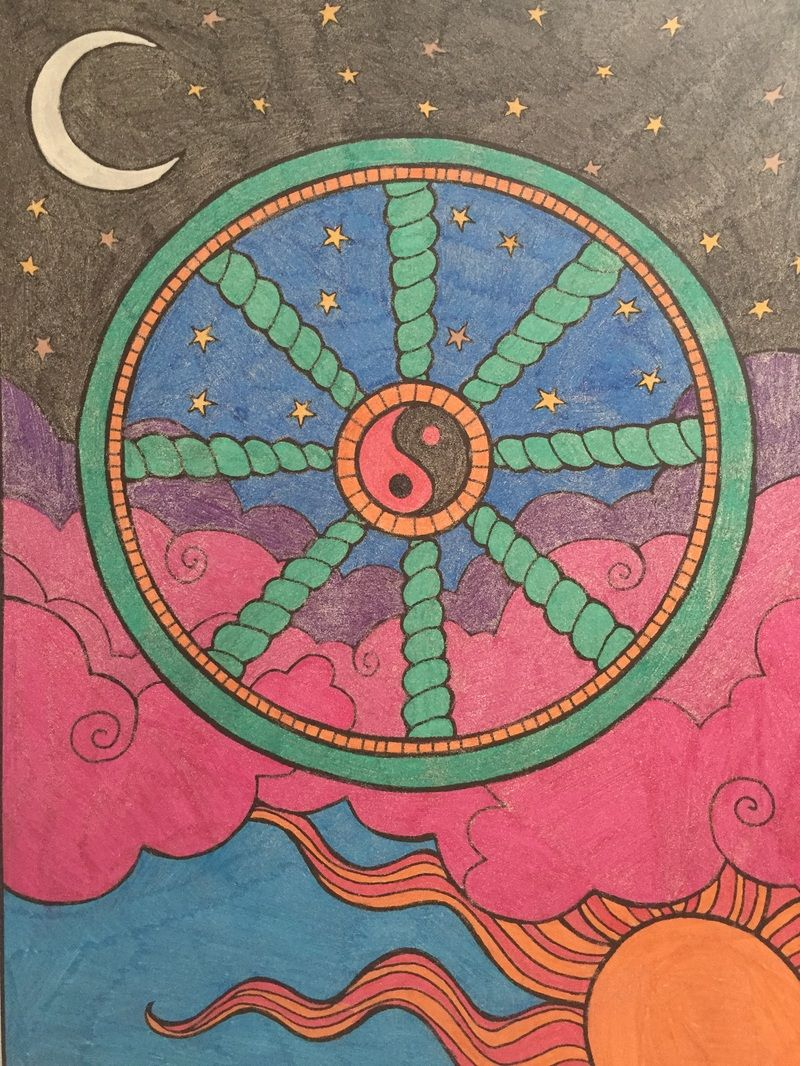 Tarot Designs By Adrienne Trafford
