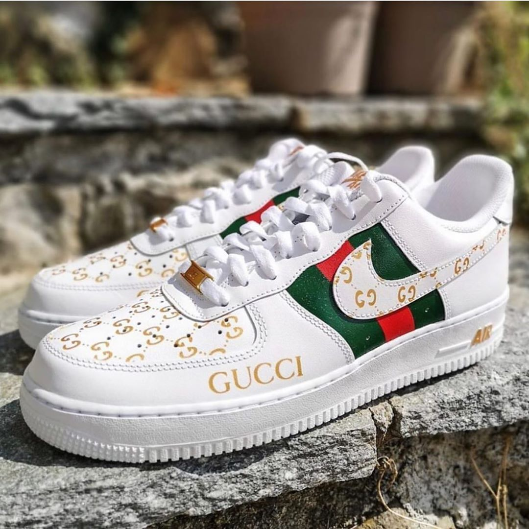 Gucci Air Force 1s Rate these! Cop or Drop? Follow