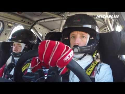 Video: Meeke testing - 2017 WRC Rallye Monte-Carlo | ChristianDriver.com Auto News