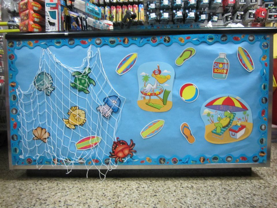 Summer Themed Classroom Decorations : Summer classroom decorations decoration ideas