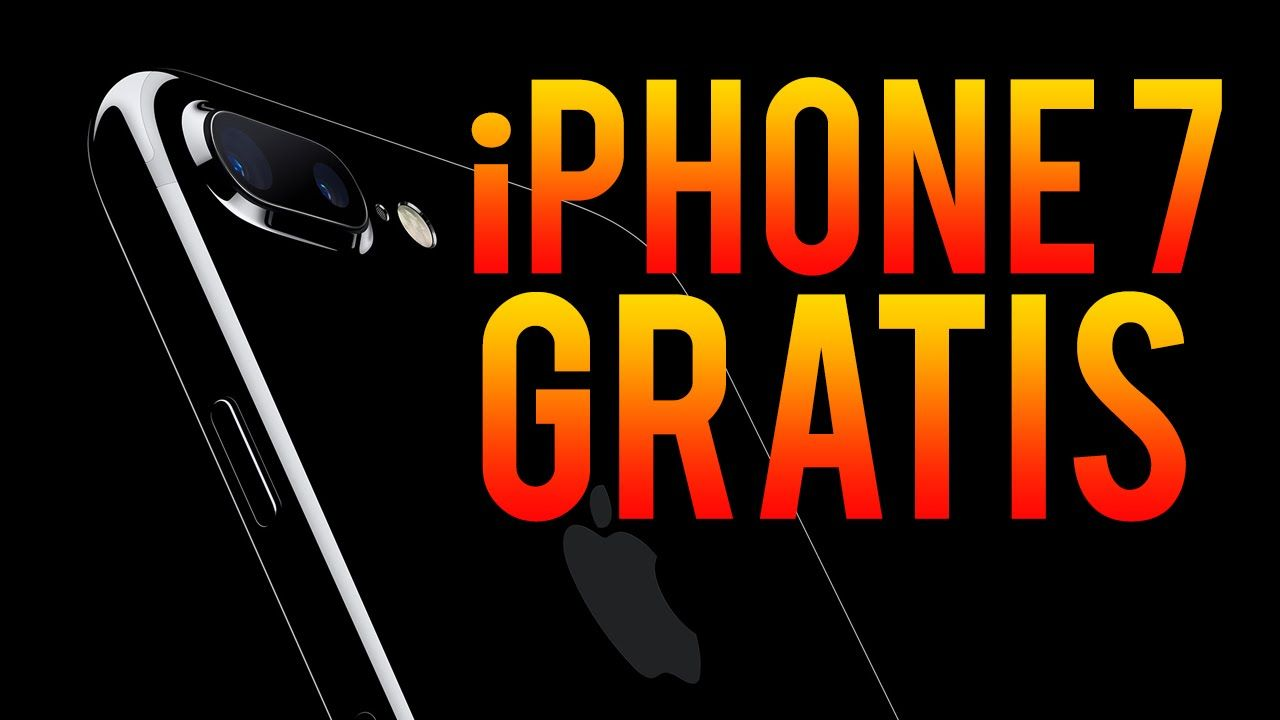 iPhone 7 Plus ¡GRATIS ! SORTEO INTERNACIONAL 2016