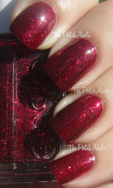 Essie Winter 2012 Collection Swatches Leading Lady
