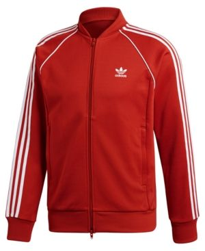 Red adidas Originals Jackets and Coats Mens | Size?