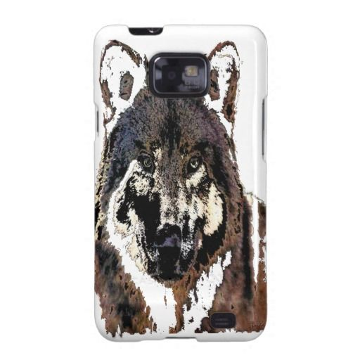 wolf Painting.png Galaxy SII Case  £35.80 THESE DESIGNS COME IN MANY DIFFERENT STYLES PRODUCTS & COLORS OF APPAREL ALSO
