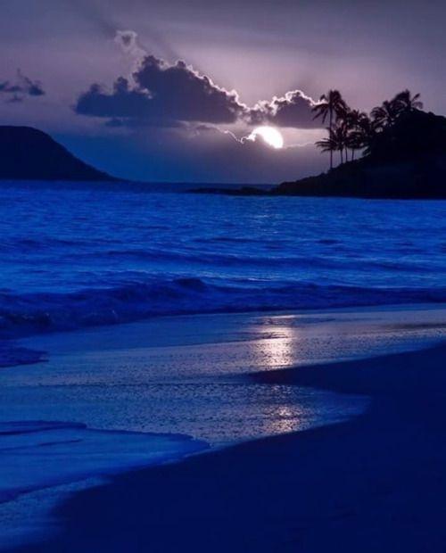All The Beauty Things Bela Lua Ceus Noturnos Belas Imagens