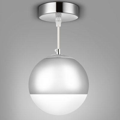 Plating glass ball pendant light dining hall lighting 15cm plating glass ball pendant light dining hall lighting mozeypictures Gallery