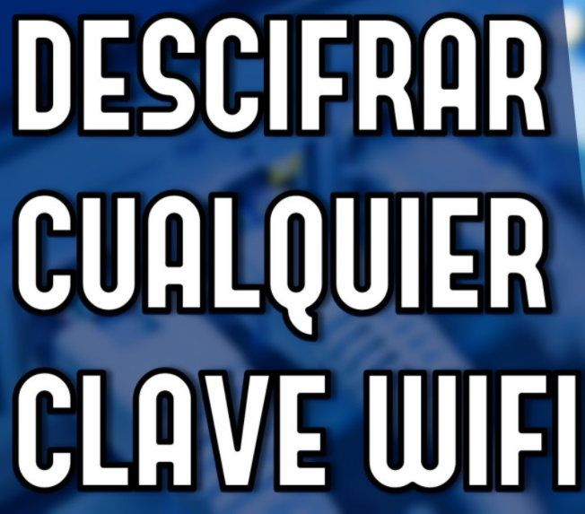 Descifrar Claves Wifi 2017 2018 Claves Wifi Como Descifrar Claves Wifi Wifi