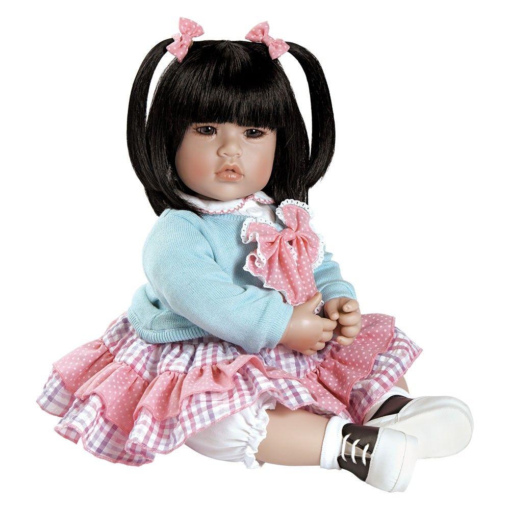 Reborn Baby Doll Soft Silicone vinyl 22inch 55cm Lovely
