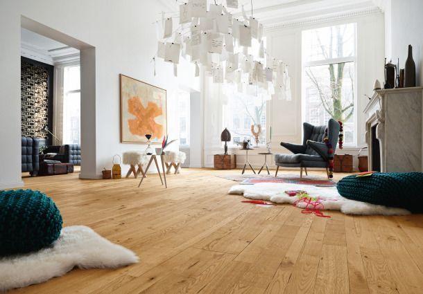 bodenbelag im wohnzimmer teppich parkett laminat. Black Bedroom Furniture Sets. Home Design Ideas