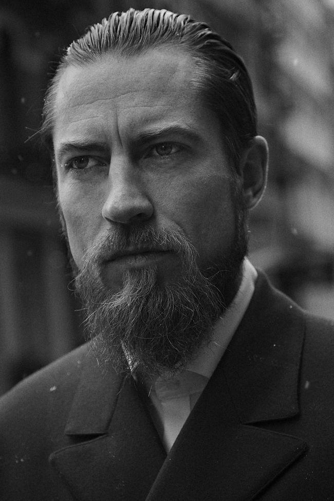 Noblecustomclothier Justin O Shea I Love Beards Long Hair Beard