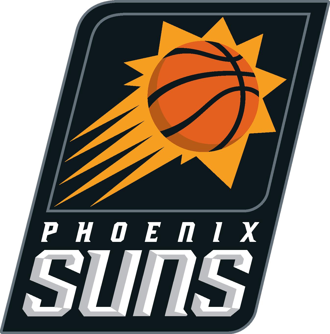Phoenix Suns Logo Phoenix Suns Papel De Parede Musical Basquete