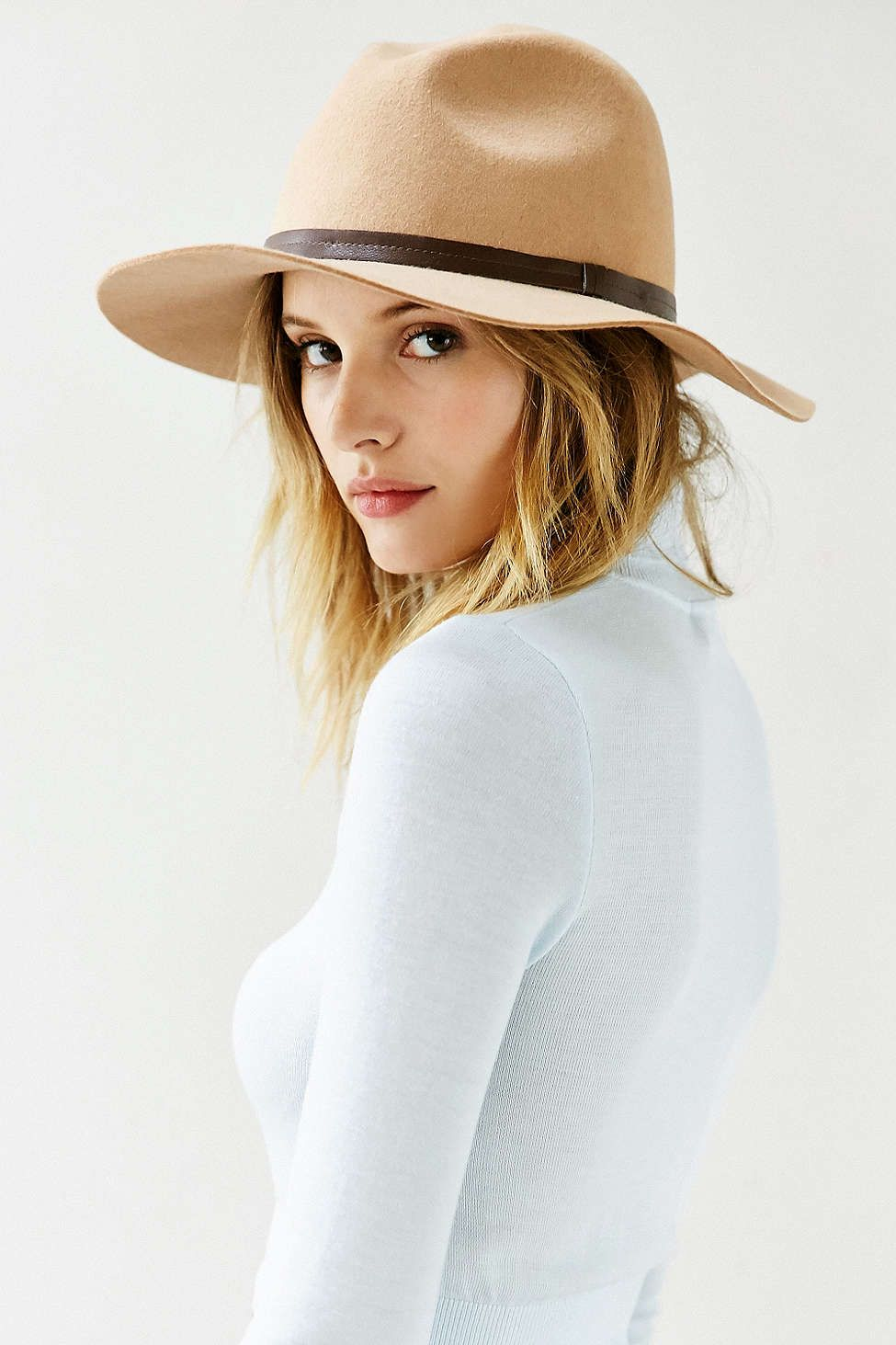 e71dc7df881 Ecote Scout Panama Hat - Urban Outfitters