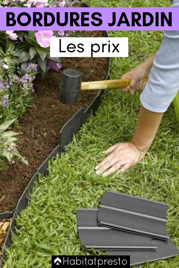 Bordures De Jardin Creer Des Zones Bien Delimitees En 2020 Bordure Jardin Amenagement Jardin Facade Jardins