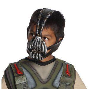 Batman: The Dark Knight Rises: Bane 3/4 Mask