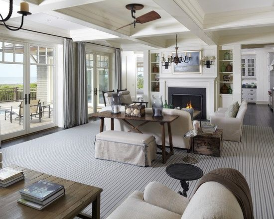 coastal bedrooms | Living Room Coastal Living Room Design, Pictures, Remodel, Decor and ...