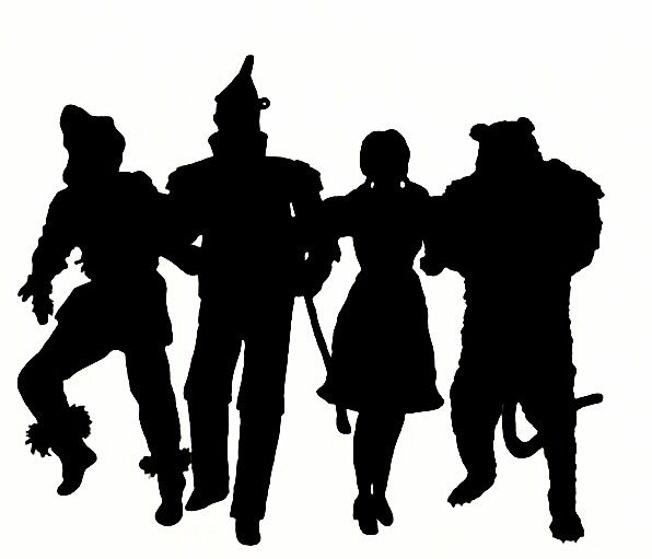 Wizard Of Oz Character Images Free Download Best Wizard Of Oz Character Images On Clipartmag Com Wizard Of Oz Characters Wizard Of Oz Tattoos Wizard Of Oz