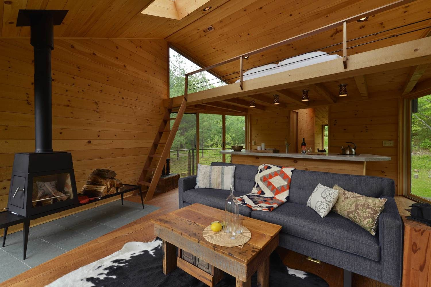 Gallery Of Inhabit Antony Gibbon Designs 3 Building A Treehouse Cabin Interiors Tree House