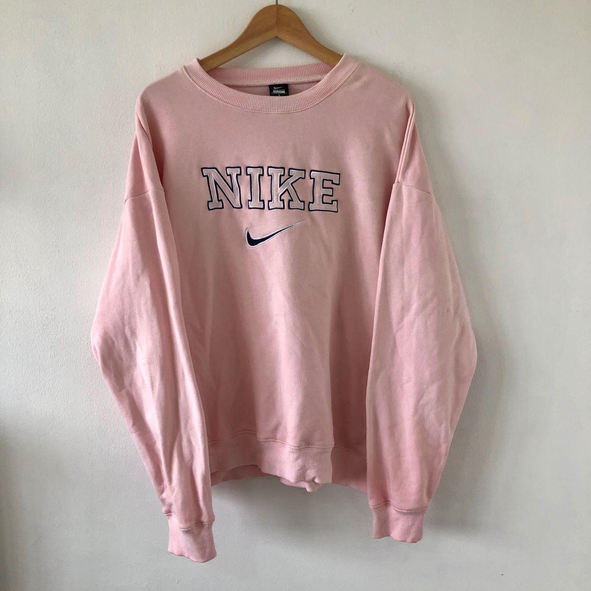 Vintage Nike Sweatshirt Label Size Medium Cream Depop Vintage Nike Sweatshirt Sweatshirt Outfit Vintage Hoodies [ 2230 x 2230 Pixel ]