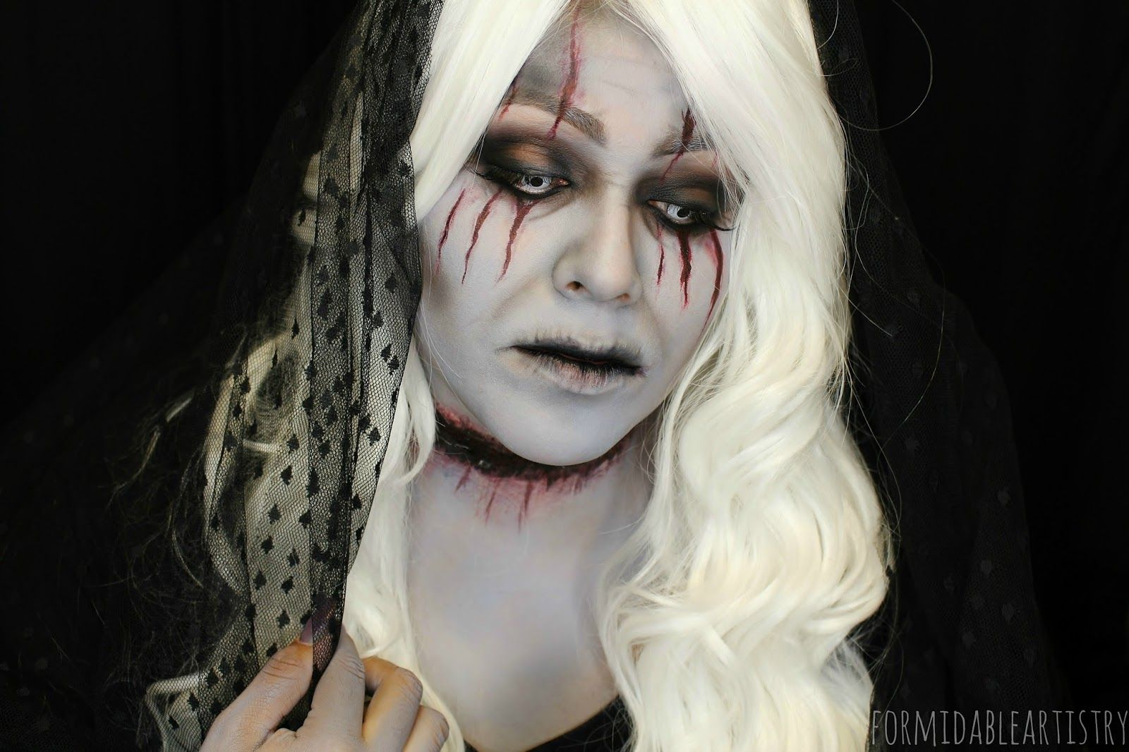 La llorona makeup google search la llorona ideas pinterest halloween makeup baditri Images
