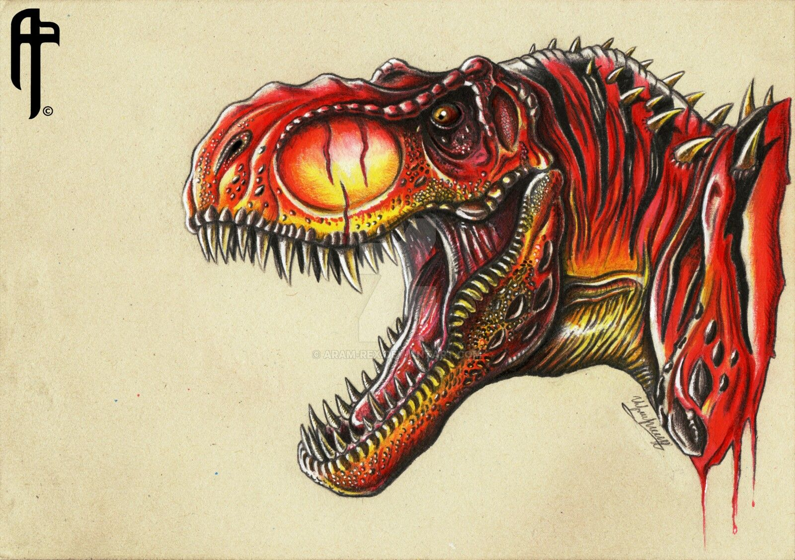 Jurassic Park/Primeval by Presley Atkeisson Jurassic