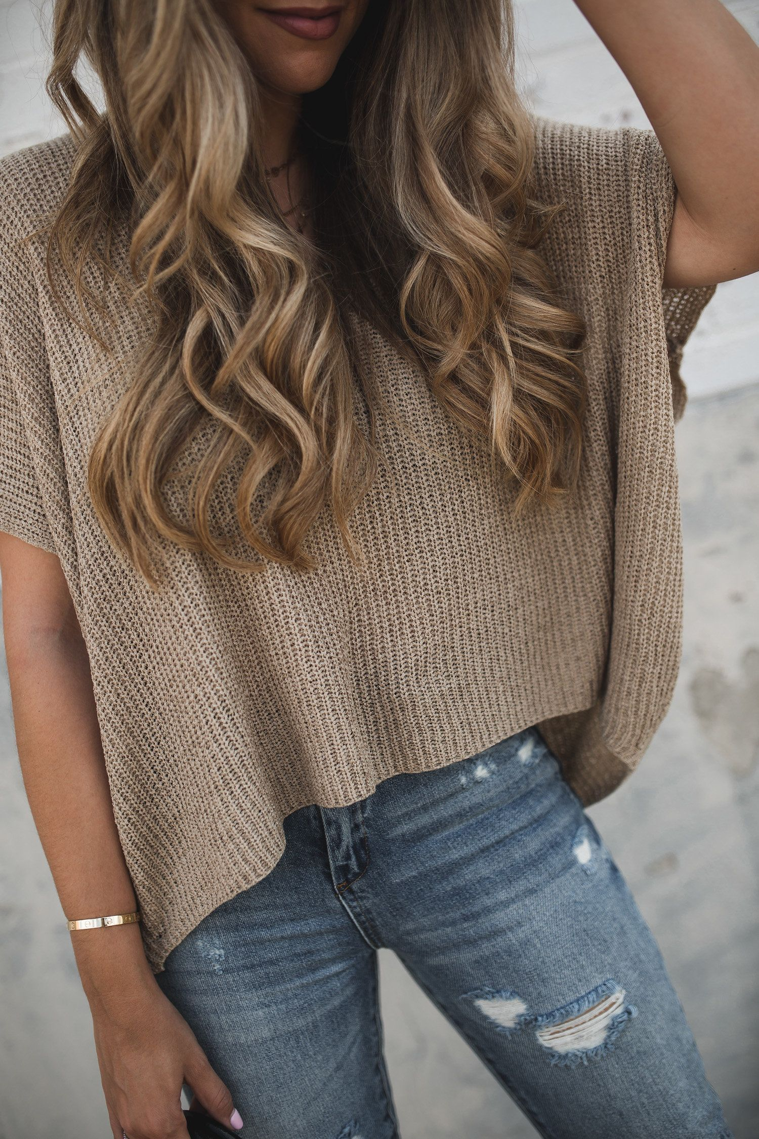 The Perfect Sweater to Wear Now and Later  The Teacher Diva a Dallas Fashion Blog featuring Beauty  Lifestyle Source by thisispageone Fall Fashion