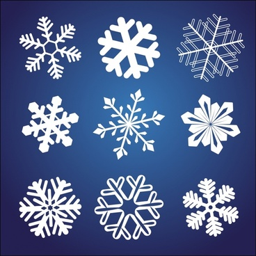 Snowflake free vector download (1,749 Free vector) for