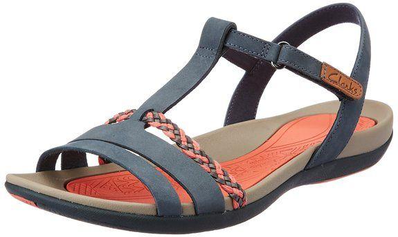 Clarks Tealite Grace Damen T Spangen Sandalen Amazon  Amazon Sandalen   Schuhe ... 2e6106