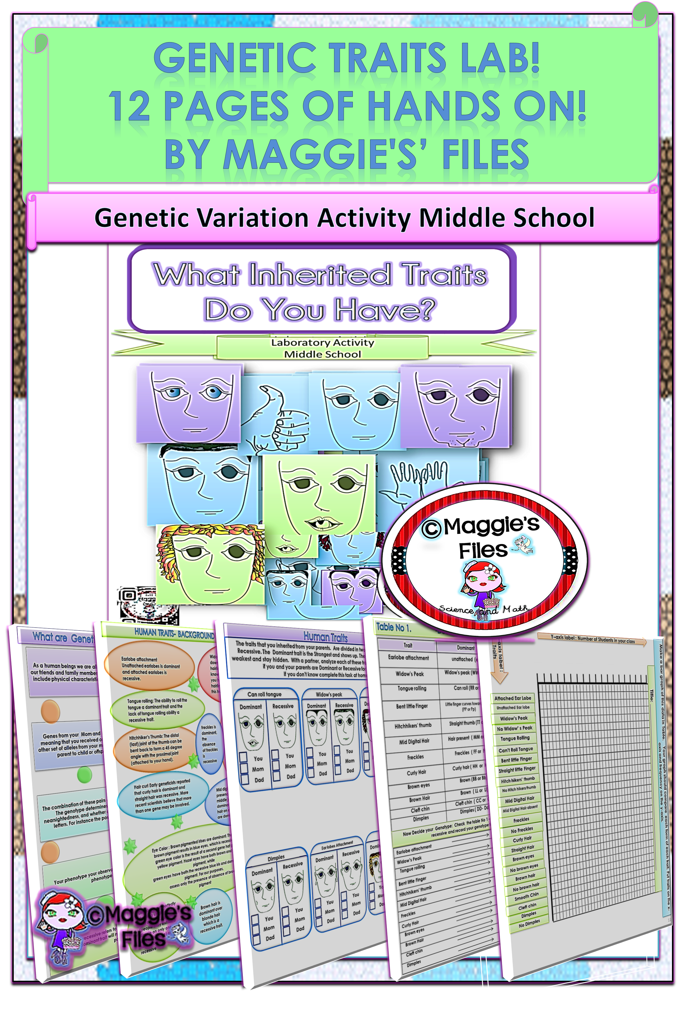 Pin By Maggies Sci Files On All Things Educational And Fun For Grades Pre 6th Grade