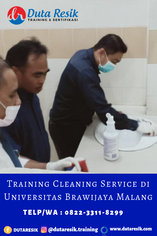training cleaning service kantor, training cleaning