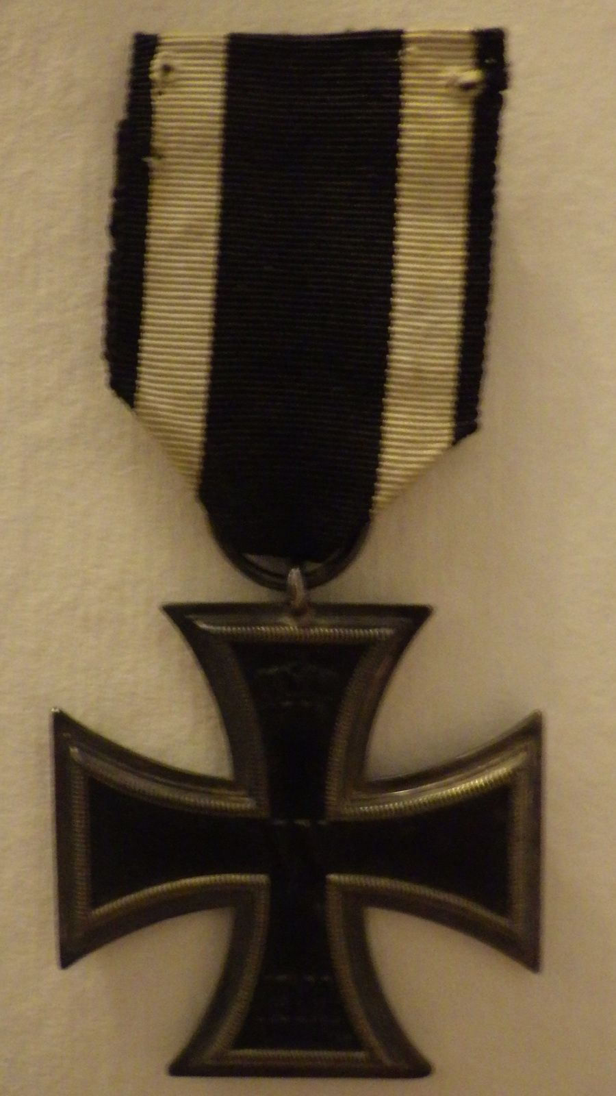 German Prussia WWI Iron Cross 1914 2nd Class Medal with