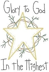 Glory Sampler 5×7 | Christmas | Machine Embroidery Designs | SWAKembroidery.com …