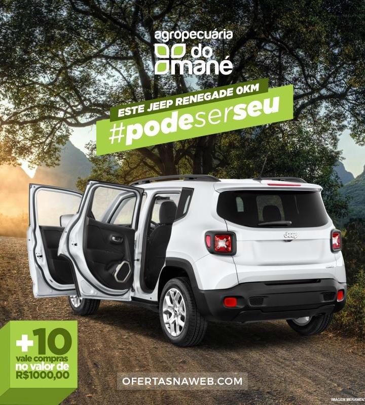 Concorra A Jeep Renegade E Vale Compras Jeep Renegade Jeep Suv