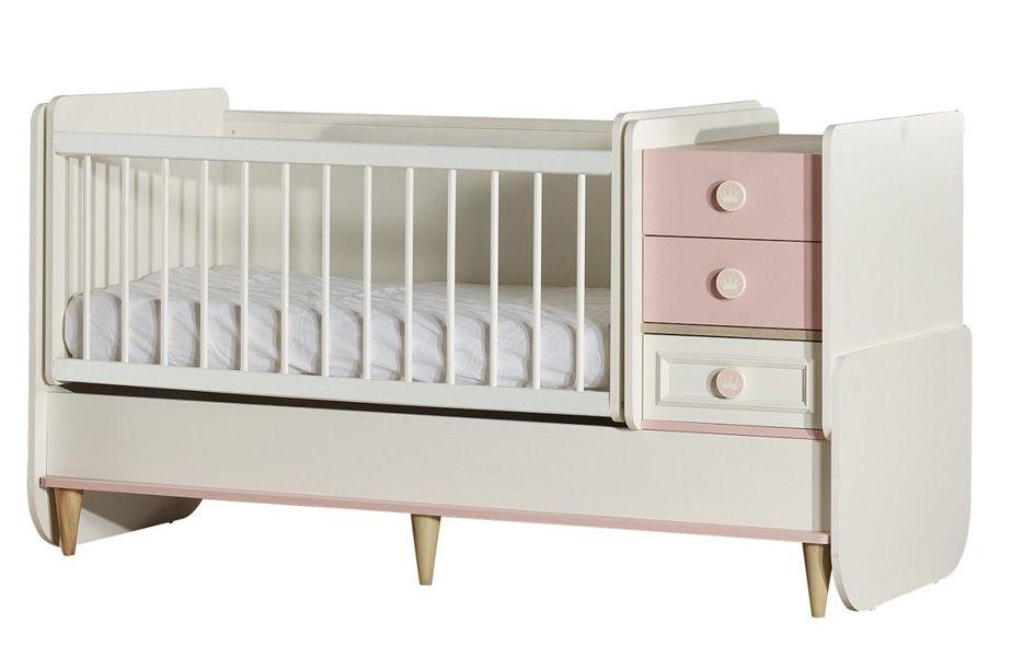 ritmik oyku asansorlu uzamali besik 70 130 bebek odasi bebek mobilya