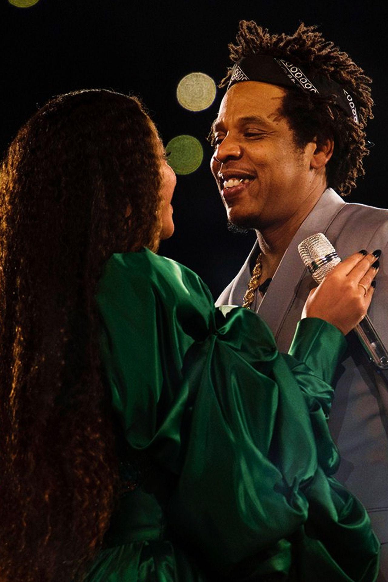 Beyoncé & Jay Global Citizen Festival Johannesburg South