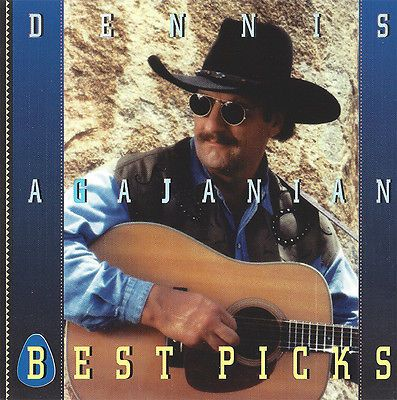 Dennis Agajanian Best Picks CD 1994 The Agency