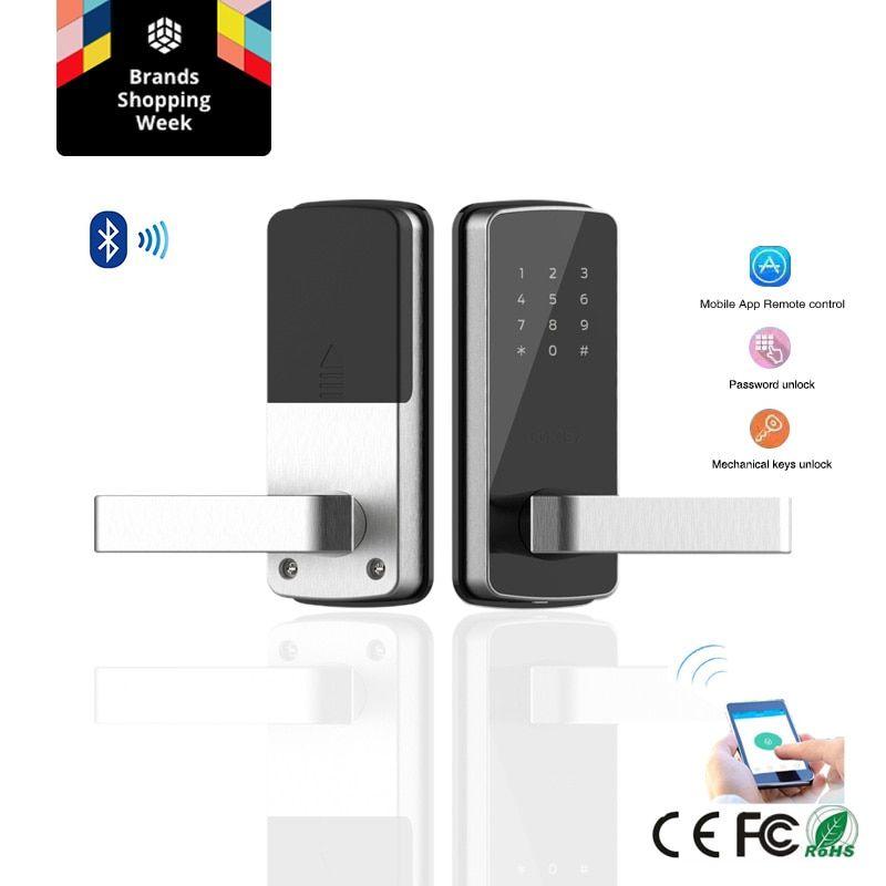 smart lock for passwords review