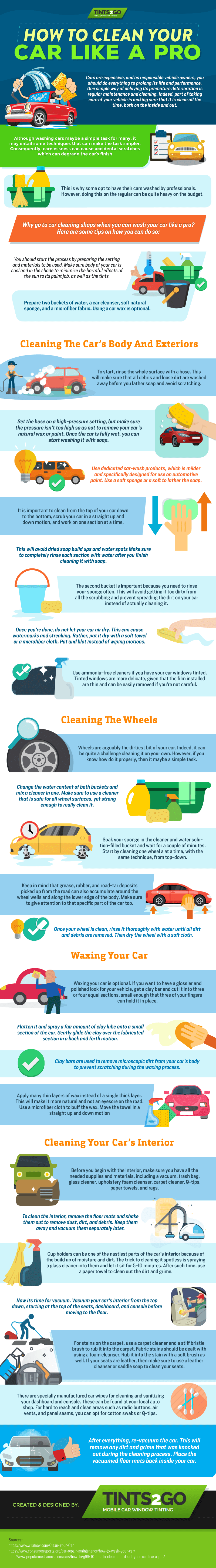 Pro Clean Car Wash >> How To Clean Your Car Like A Pro Clean Your Car Cleaning Car