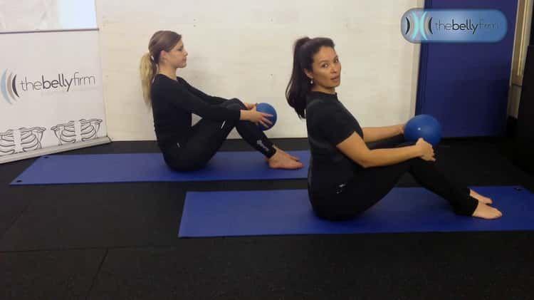 Restore Your Core Pilates Workout