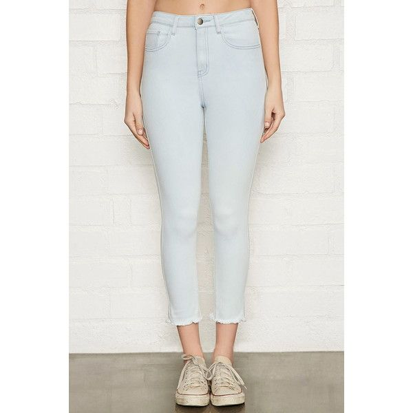 cheap prices complete in specifications hot-selling latest Forever 21 Women's The Larchmont High Rise Jean ($18 ...
