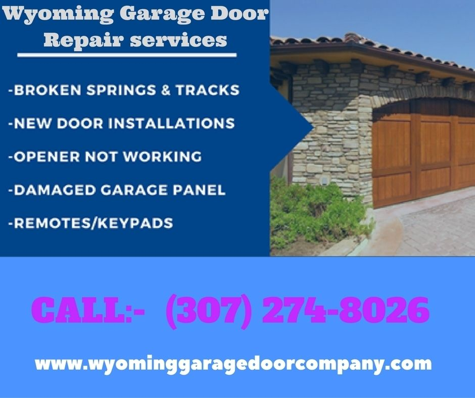 Lovely Call Us For Best Garage Door Repair Services In Cheyenne Wyoming