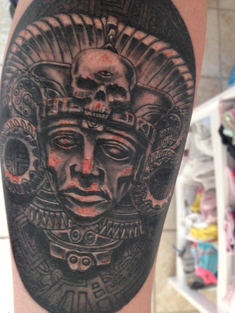 New tatto done by Piotr Szot