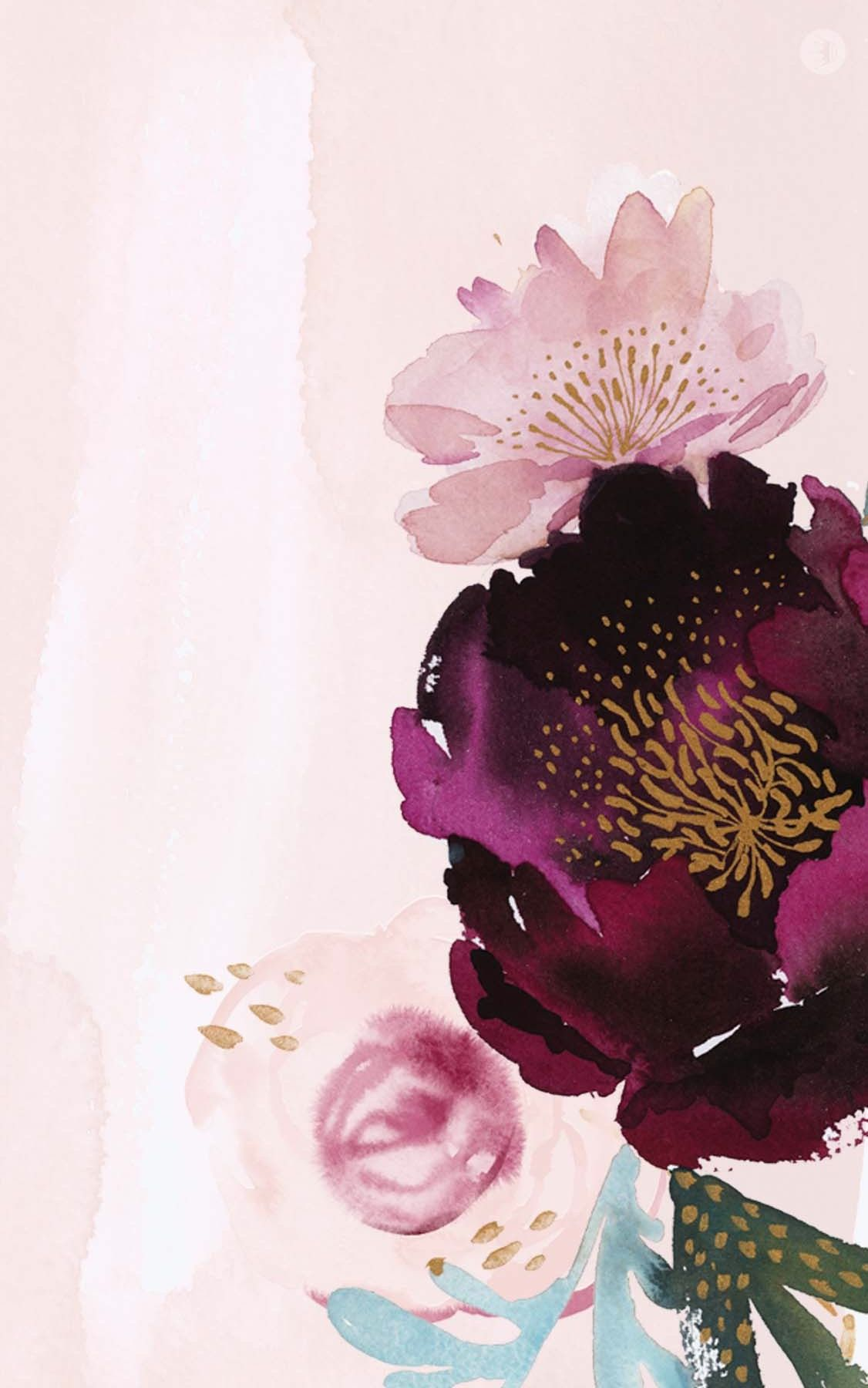 Pinterest Xosarahxbethxo Pretties In 2019 Floral Watercolor