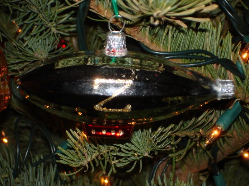 led zeppelin christmas ornaments - Led Zeppelin Christmas